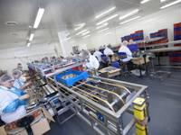 """""""Piejūra"""" investē 644 tūkstošus eiro zivju pirkstiņu ražošanas līnijā"""