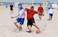 Kurzemes kausa izcīņas pludmales futbolā pirmais posms