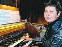 Muzicēs Larisa Bulava