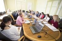 """Baltijas piekrastes pilsētas iesaistīsies kopējā projektā """"Dzintara ceļš"""""""