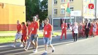 """""""Liepājnieki iegūst 4. vietu Latvijas jaunatnes olimpiādē"""""""