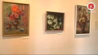 """Liepājas muzejā apskatāma krājuma gleznu izstāde """"Vasara zied!"""""""