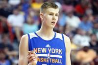 """Porziņģis nepiedalās """"Knicks"""" pēdējā spēlē Vasaras līgā"""