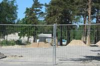 Turpināsies Garnizona kapu rekonstrukcijas būvdarbi