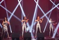 """Viesosies Ukrainas elektrostīgu kvartets """"Asturia"""""""