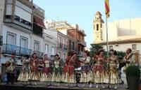 """""""Voļņica"""" festivālā Spānijā"""