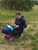 Ar kājām dodas 550 km garā ceļā gar Baltijas jūru