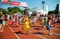 """""""Liepājas pusmaratonā"""" pašus mazākos izklaidēs Kurzemes Biznesa inkubatora uzņēmumi"""
