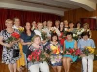 Piecpadsmit māsas palīgi iegūst diplomus par profesionālo izglītību