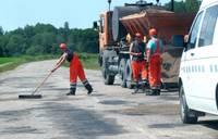 Sāk ceļa seguma atjaunošanas būvdarbus uz Liepājas šosejas posmā no Grobiņas līdz Liepājai