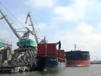 Jūnijā Liepājas ostā  stabila kravu plūsma
