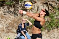 """Vega 1"" pludmales volejbola līgas 4. posms"