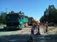 Turpinās autoceļu rekonstrukcija, jārēķinās ar sastrēgumiem