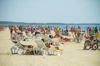 Sinoptiķi izplata sarkano brīdinājumu par ekstremāli stipru karstumu