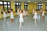 Laiks baleta mākslas graciozitātei