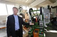 """Radošums uzņēmumam """"Lesjöfors"""" palīdz izgatavot unikālu iekārtu"""