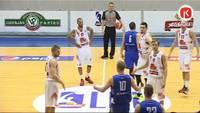 """Basketbola klubs """"Liepāja/Triobet"""" izcīnījis sezonas pārliecinošāko uzvaru"""