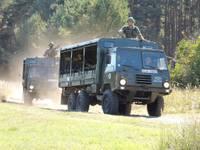 Palielināsies militārās tehnikas klātbūtne uz ceļiem
