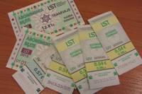 Liepājassabiedriskā transporta biļetes nākamgad izgatavos par 44,8 tūkstošiem eiro