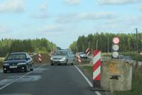 Turpinās remontdarbi uz autoceļiem; vairs nav atļauts paaugstinātais ātrums 100 km/h