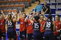 """""""Vega 1″/""""Liepāja""""basketbolistes pārliecinoši uzvar LU Latvijas un Igaunijas čempionāta spēlē"""