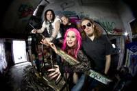 """""""Fontaine Palace""""uzstāsies divas rokmūzikas grupas no Somijas"""