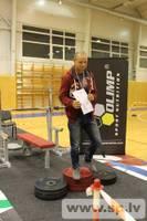 Brašākie seniori piedalīsies Eiropas čempionātā svaru stieņa spiešanā guļus