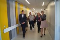 Pasaules Bankas eksperts apmeklē Liepājas Reģionālo slimnīcu