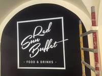 """""""Red Sun Buffet"""" sniegs ieskatu jaunajā konceptā"""