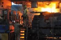 """EM: Apstrādes rūpniecības pieaugumu sekmējis """"KVVLiepājasmetalurgs"""""""