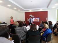 Talsenieki iepazīst interešu izglītību Liepājā