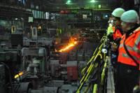 """Pārrunās LIAA apkopoto informāciju par ministriju piedāvāto atbalstu """"KVV Liepājas metalurgam"""""""