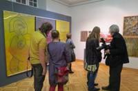 Uz dialogu Liepājas muzejā aicina piecdesmit četri mākslinieki