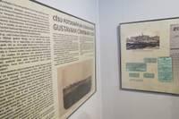 """Izstādes """"Gustavs Cīmens-fotogrāfijas celmlauzis Liepājā un Cēsīs"""" atklāšana"""