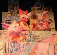 Leļļu teātrī jautrību radīs trīs sivēntiņi