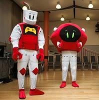 Liepājā viesosies roboti Zipijs un Lenijs