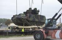 """""""Stena Line"""" izvēlēta regulāriem NATO reģionāliem militārā transporta pārvadājumiem"""