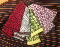Kurzemes tautastērpu informācijas centrā notiks radošā darbnīca par cimdu valnīšu variantiem