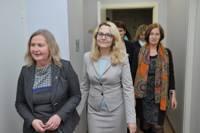 Iezīmē sadarbību ar Lietuvas universitātēm