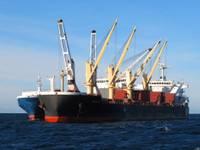 Oktobrī Liepājas ostā pārkrautas 662 020,46 tonnas kravu