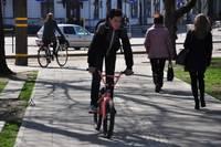 Autobraucēji un velosipēdisti: Būtiskākais – cienīt citam citu