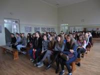 Skolēni piedalās debašu meistarklasēs Dobelē