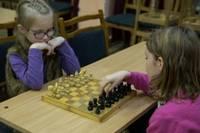 """""""Ģimeņu šaha svētki"""" apvieno paaudzes"""
