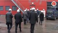 Liepājā viesojas Baltkrievijas uzņēmēju delegācija