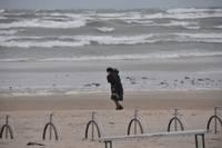 Pirmdien Kurzemes rietumu piekrasti skars vētra