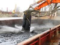 Noteiks labāko tehnoloģiju Karostas kanāla piesārņotās grunts izsmelšanai un noglabāšanai