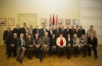 Papildināts (ar foto) – Domē pulcējas nacionālpatriotisko organizāciju pārstāvji