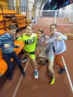 Jaunie badmintonisti izcīna medaļas