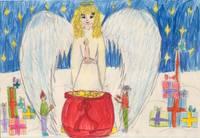 Bērni var piedalīties zīmējumu konkursā