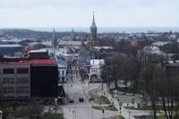 Liepājā apmetušies 6,2% Latvijas tūristu